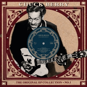 "vinyl 10""EP CHUCK BERRY Original Ep Collection 1"