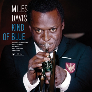 vinyl LP MILES DAVIS Kind Of Blue