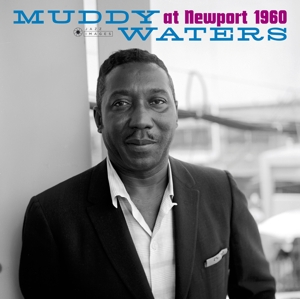 vinyl LP MUDDY WATERS At Newport 1960/ Muddy Waters Sings Big Bill