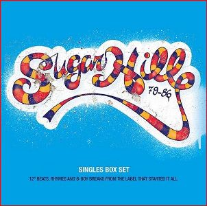 "vinyl 4x12""SP VARIOUS ARTISTS  RSD - THE SUGAR HILL SINGLES BOX SET"