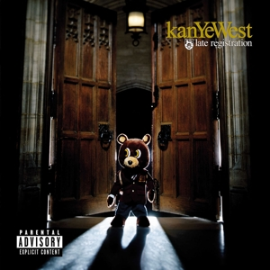 vinyl 2LP KANYE WEST Late Registration