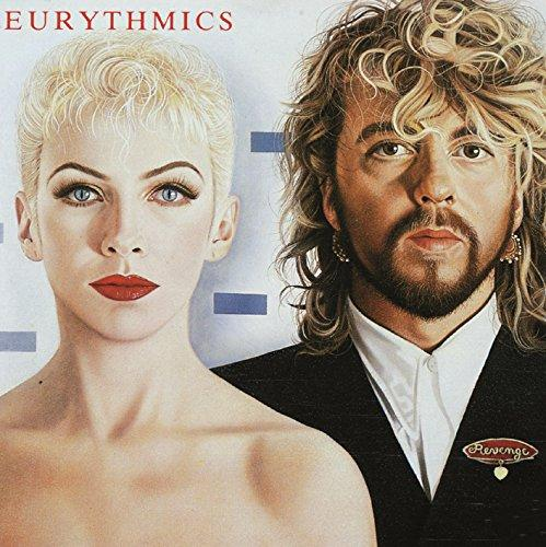 vinyl LP EURYTHMICS Revenge