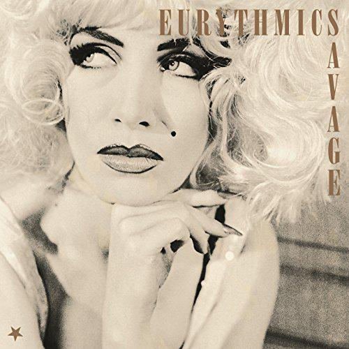 vinyl LP EURYTHMICS Savage