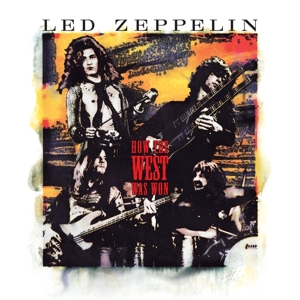 vinyl boxset 4LP LED ZEPPELIN HOW THE WEST WAS WON (REMASTERED)