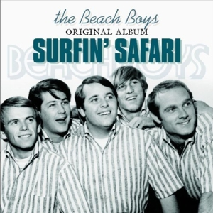 vinyl LP BEACH BOYS Surfin' Safari + Candix Recordings