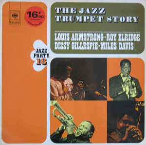vinyl LP The Jazz Trumpet Story (various artists)
