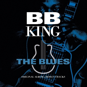 vinyl LP B.B. KING Blues