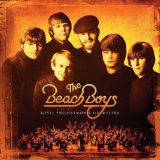 vinyl 2LP THE BEACH BOYS The Beach Boys With The Royal Philharmonic