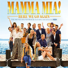 vinyl 2LP MAMMA MIA/HERE WE GO AGAIN (soundtrack)