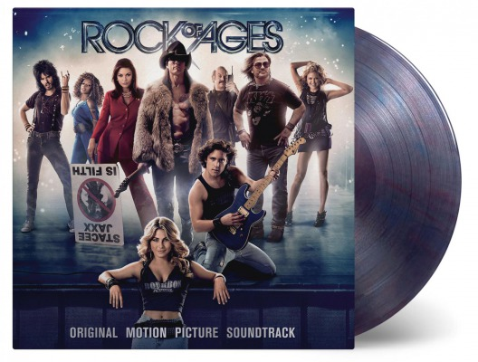 vinyl 2LP ROCK OF AGES (soundtrack)