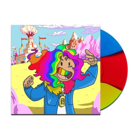 vinyl LP 6IX9INE Day69: Graduation Day