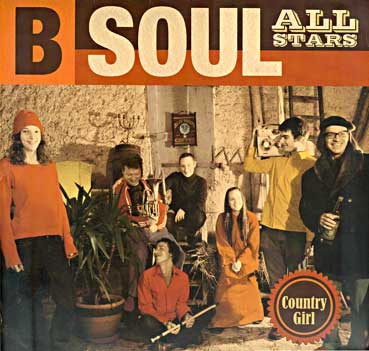 LP B Soul All Stars  - Country Girl
