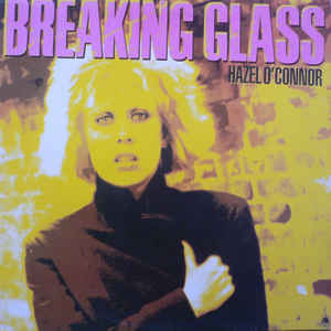 vinyl LP HAZEL O´CONNOR Breaking Glass