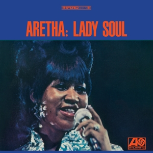 vinyl LP ARETHA FRANKLIN Lady Soul