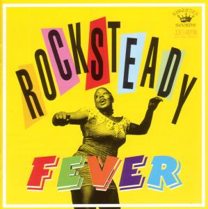vinyl LP Rockteady Fever (various artists)