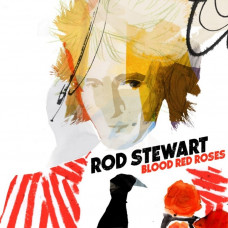 vinyl 2LP ROD STEWART Blood Red Roses