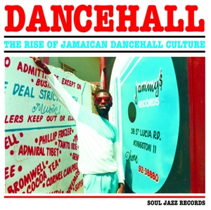 vinyl 3LP Dancehall: the Rise of Jamaican Dancehall Culture (various artists)