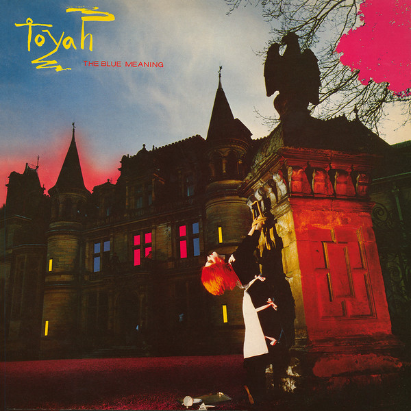 vinyl LP TOYAH The Blue Meaning