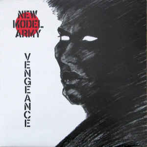 vinyl LP NEW MODEL ARMY Vengeance
