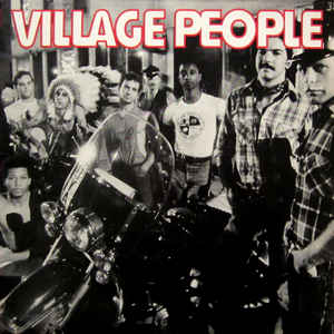 vinyl LP VILLAGE PEOPLE Village People