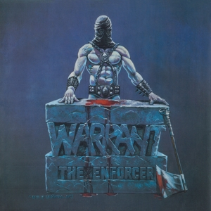vinyl LP WARRANT Enforcer