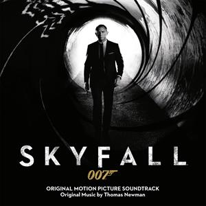 vinyl 2LP SKYFALL (soundtrack)