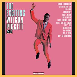 vinyl LP WILSON PICKETT Exciting Wilson Pickett