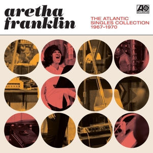 vinyl 2LP ARETHA FRANKLIN The Atlantic Singles Collection 1967-1970