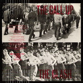 "vinyl 7""SP THE CLASH The Call Up"