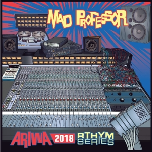 vinyl LP MAD PROFESSOR Ariwa 2018 Rthym Series