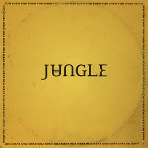 vinyl LP JUNGLE For Ever