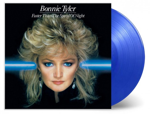 vinyl LP BONNIE TYLER Faster Than The Speed Of Light
