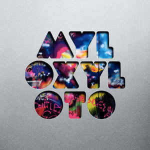 vinyl LP COLDPLAY MYLO XYLOTO