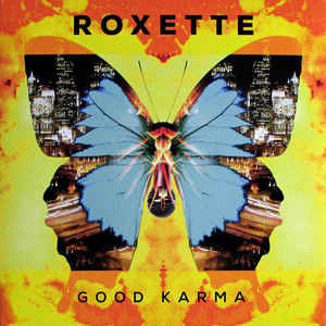 vinyl LP ROXETTE Good Karma