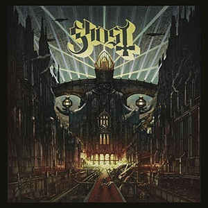 vinyl LP GHOST Meliora