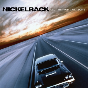 vinyl LP NICKELBACK All the Right Reasons