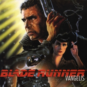 vinyl LP Blade Runner (soundtrack by Vangelis)