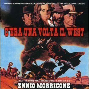 vinyl LP ENNIO MORRICONE Once Upon a Time In the West