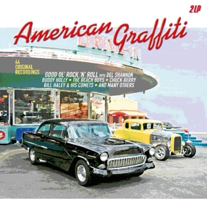 vinyl 2LP American Graffiti-Good Ol' Rock 'N Roll (soundtrack)