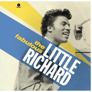 vinyl LP LITTLE RICHARD Fabulous Little Richard