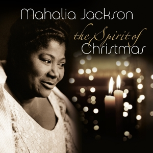 vinyl LP MAHALIA JACKSON Spirit of Christmas
