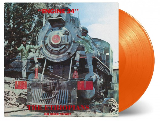 vinyl LP ETHIOPIANS Engine 54