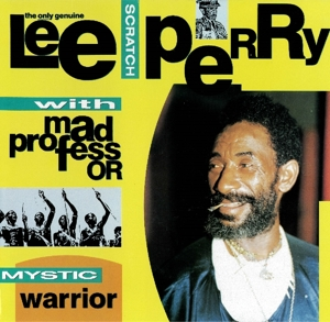 vinyl LP LEE PERRY & MAD PROFESSOR Mystic Warrior