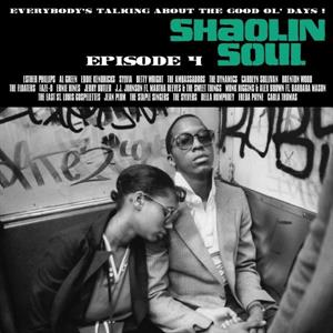 vinyl 2LP Shaolin Soul Episode 4 (various artists)