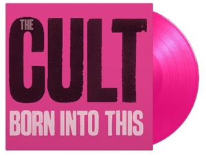 vinyl LP CULT Born Into This