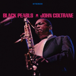 vinyl LP JOHN COLTRANE Black Pearls