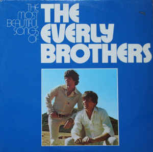 vinyl 2LP THE EVERLY BROTHERS The Most Beautiful Songs Of