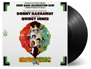 vinyl LP DONNY HATHAWAY Come Back Charleston Blue (soundtrack)