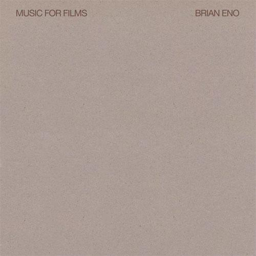 vinyl LP BRIAN ENO Music For Films