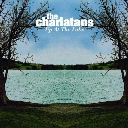 vinyl LP CHARLATANS Up At The Lake